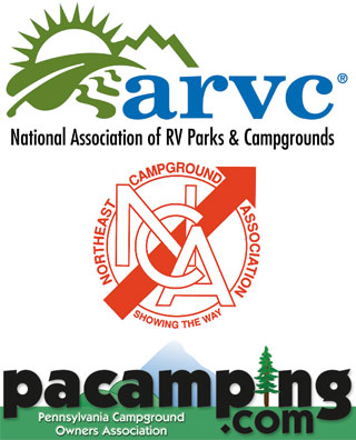 ARVC Northeast Campground Association Pennsylvania Campground Owners Association