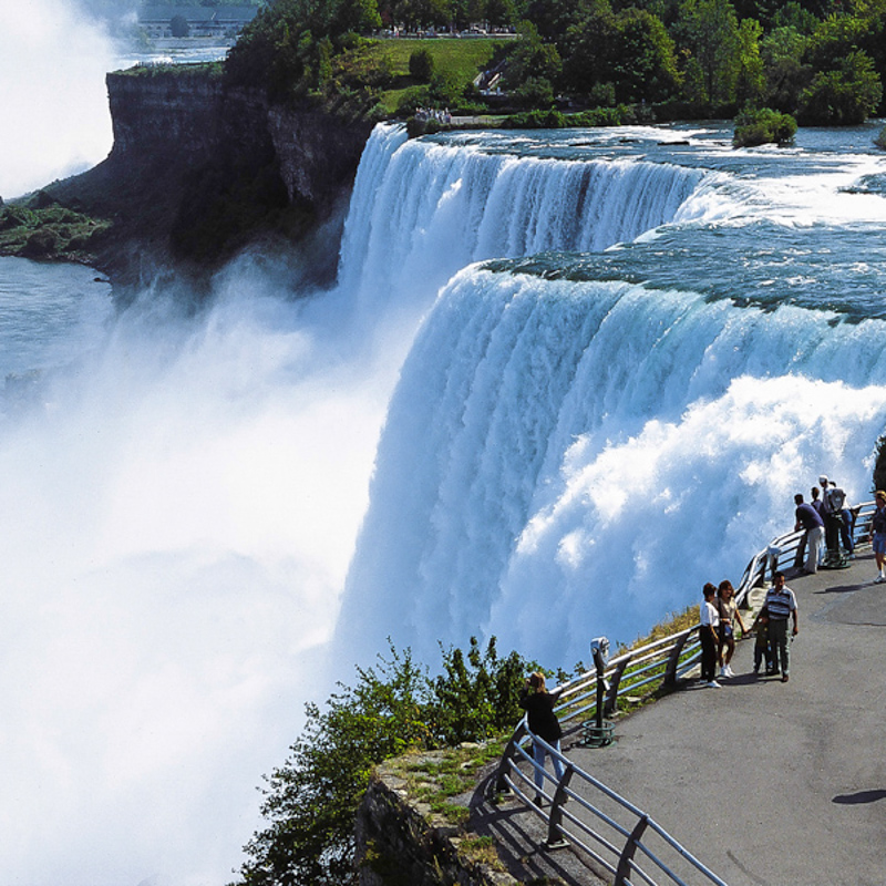 Visit Niagara Falls The Many Attractions